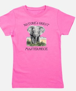 Masterpiece Girl's Tee