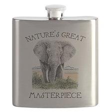 Masterpiece Flask