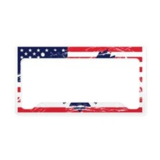 The Patriot License Plate Holder