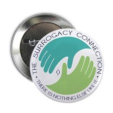 """The Surrogacy Connection 2.25"""" Button"""