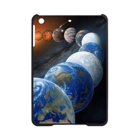 Formation of the Earth, artwork iPad Mini Case