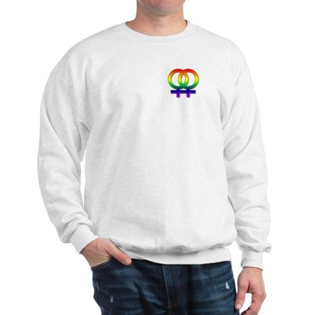 Double Women's Symbol Sweatshirt