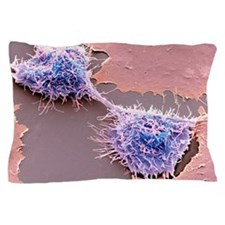 Dividing HeLa cells, SEM Pillow Case