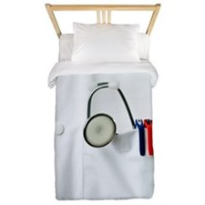 Doctor's pocket Twin Duvet