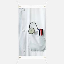 Doctor's pocket Banner