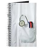 Doctors pocket Journals & Spiral Notebooks