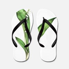 Lily of the valley, artwork Flip Flops