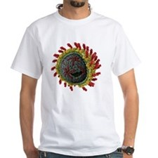 Hepatitis C virus, molecular mode Shirt