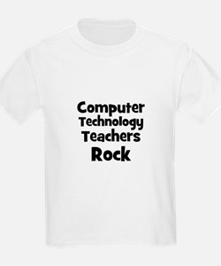 Computer Technology Teachers  T-Shirt