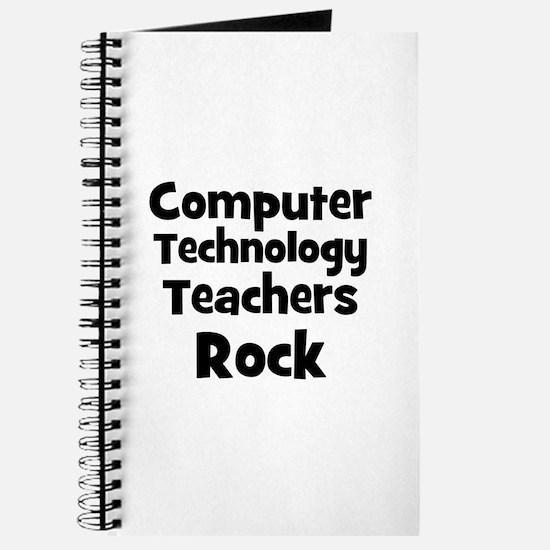 Computer Technology Teachers Journal