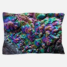 Goethite crystals Pillow Case