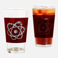atom-steelwood-CRDh Drinking Glass