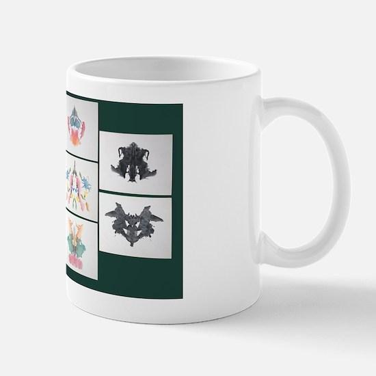 Rorschach Inkblot Test Mug