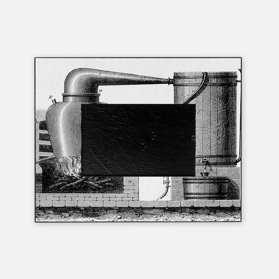 Distillation apparatus, 18th century Picture Frame