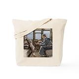 Sherlock holmes Canvas Bags