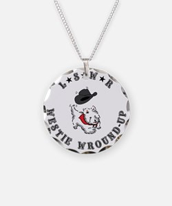 lone star westie  Necklace