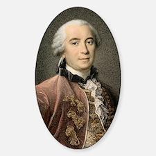 1761 Buffon Naturalist Zoologist Po Decal