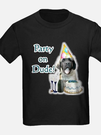 Mastiff Party T