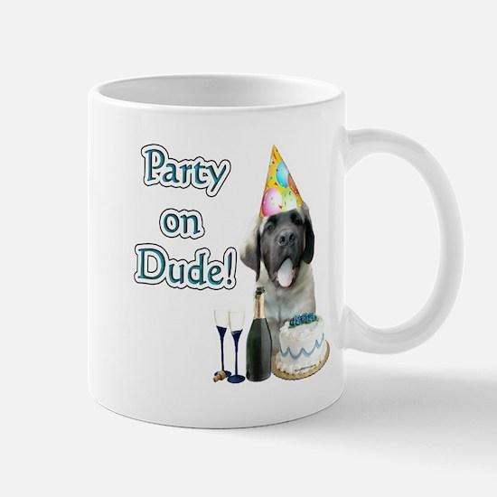 Mastiff Party Mug