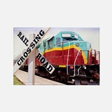 Mount Hood Railroad Rectangle Magnet