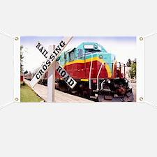 Mount Hood Railroad Banner