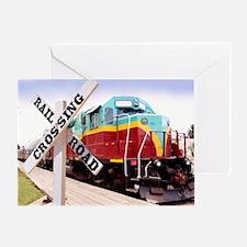 Mount Hood Railroad Greeting Card