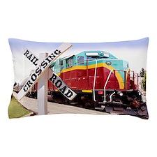 Mount Hood Railroad Pillow Case