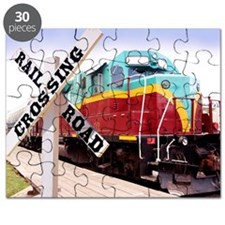 Mount Hood Railroad Puzzle
