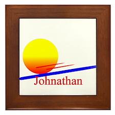 Johnathan Framed Tile