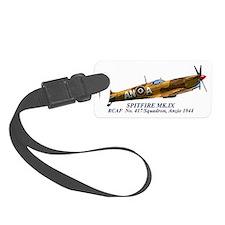 Spitfire Mk.IX RCAF Luggage Tag