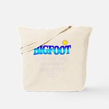 designer bigfoot Tote Bag