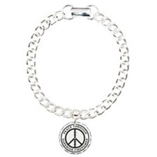Peace through Superior F Bracelet