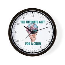 Ultimate Earth Gift Wall Clock