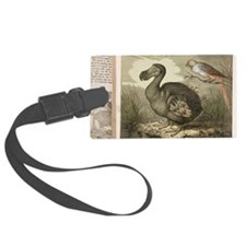 1833 Fat Dodo from the Penny Mag Luggage Tag