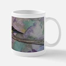 song bird key hanger Mug