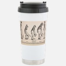 1863 Huxley from Ape to Travel Mug