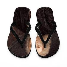 1736 Edmond Halley astronomer Flip Flops