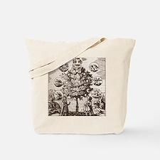 Alchemical tree, Philosophia reformata Tote Bag