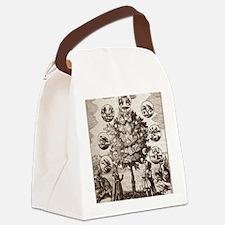 Alchemical tree, Philosophia refo Canvas Lunch Bag