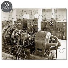 Alexanderson alternator Puzzle