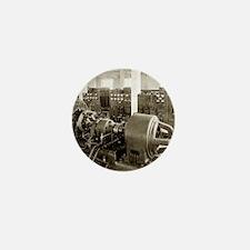 Alexanderson alternator Mini Button
