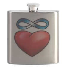Infinite Love Flask