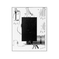 Carey's selenium camera, artwork Picture Frame
