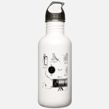 Carey's selenium camer Water Bottle