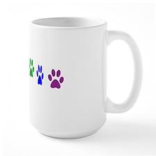 Rainbow Pride Paws Mug