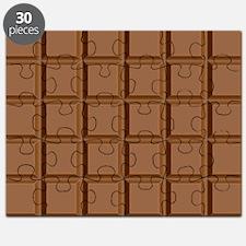 chocolate bar Puzzle