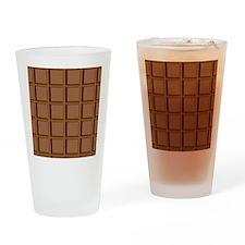 chocolate bar Drinking Glass