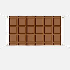 chocolate bar Banner