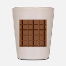 chocolate bar Shot Glass
