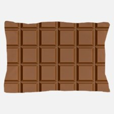 chocolate bar Pillow Case